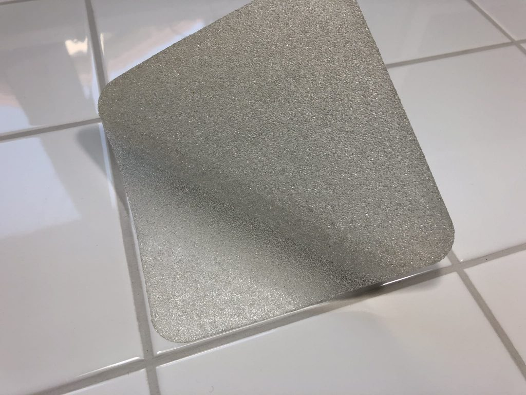 HANSA-TAPES DutyGrip®Naklejka antypoślizgowa na kafelki SQR 14cm (średnie ziarno)